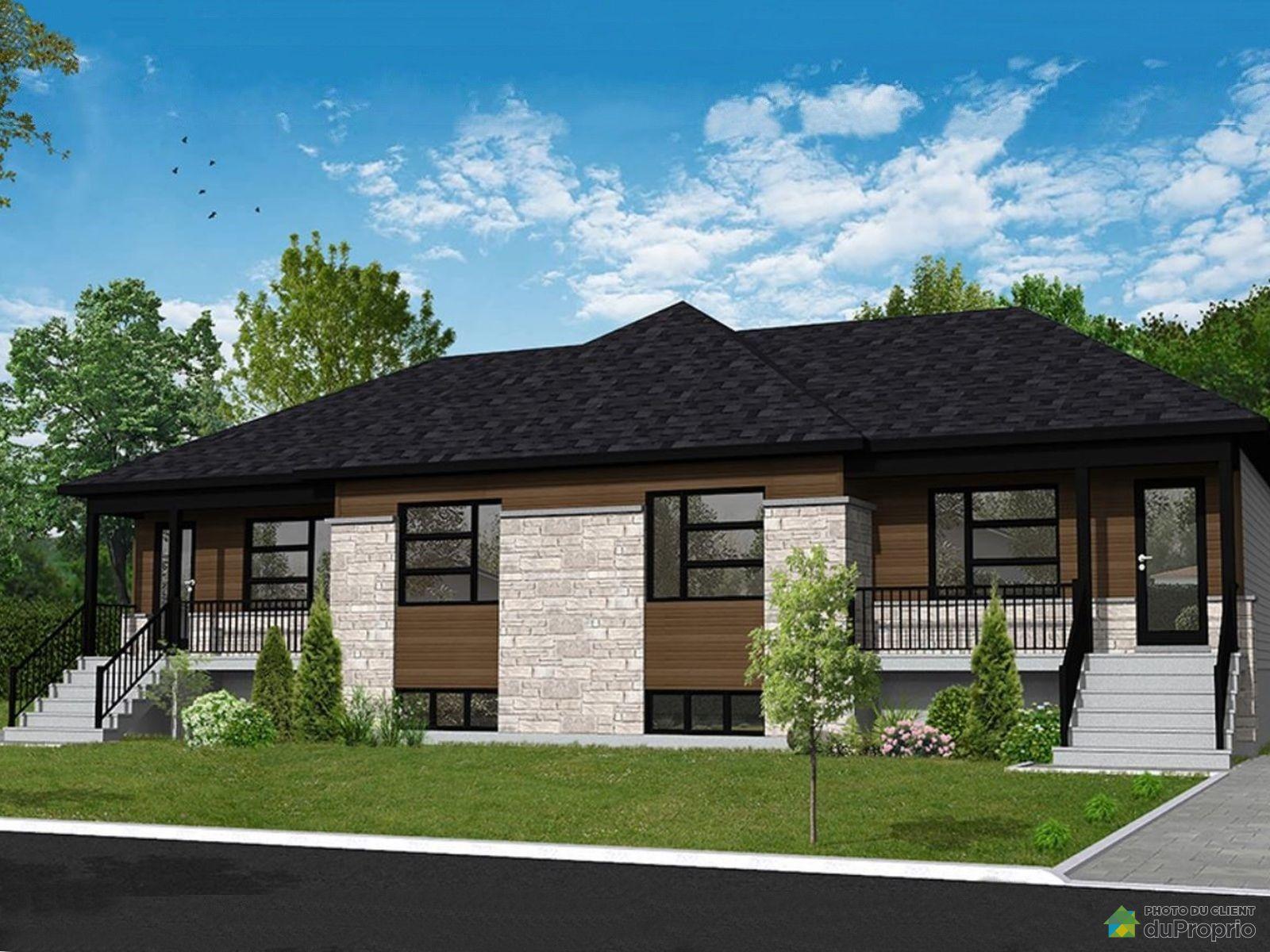 872 rue de la Traversée - Modèle Le Hammond - Par les Habitations RB, Salaberry-De-Valleyfield for sale