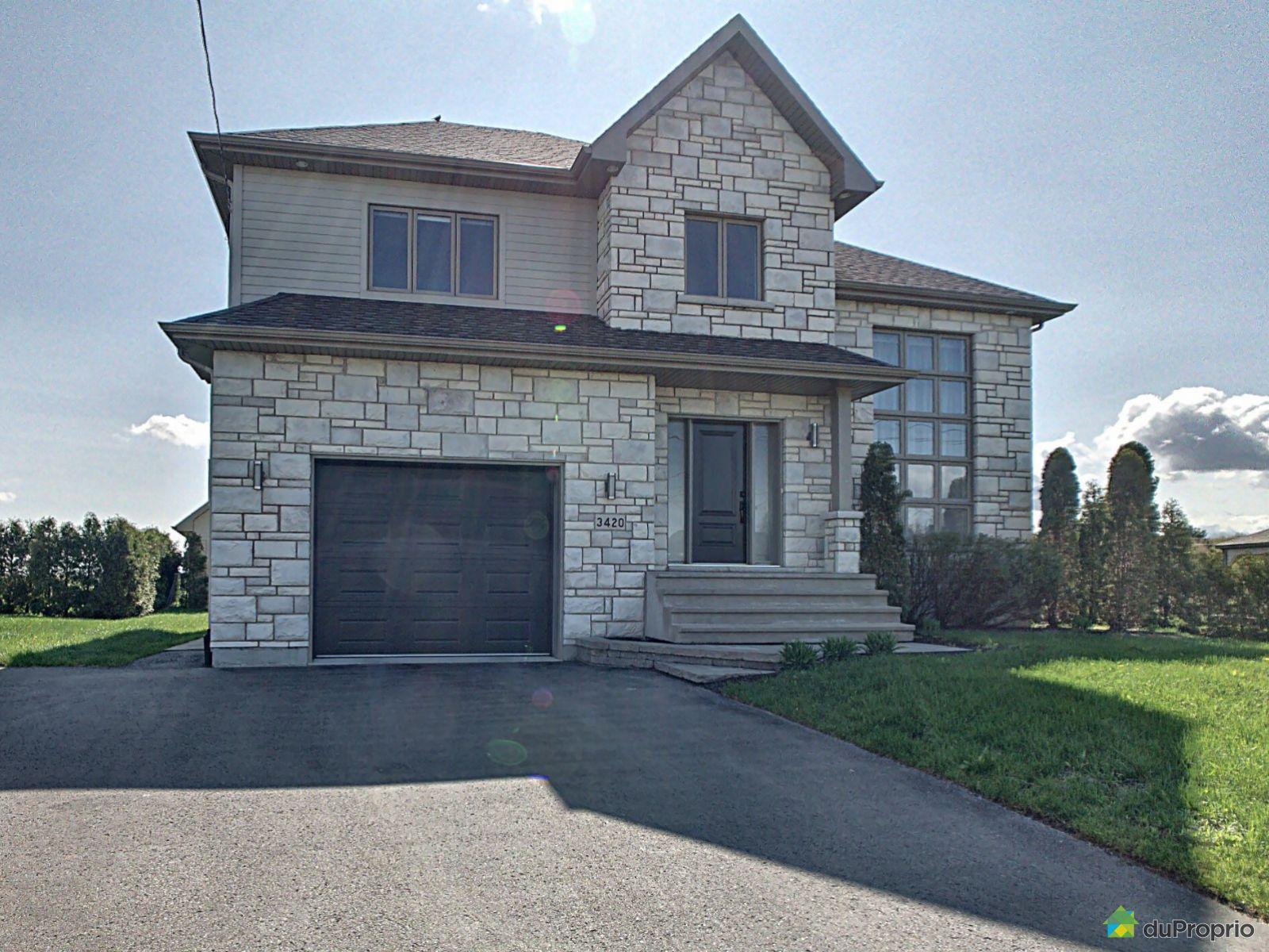 3420 avenue Voyer, Bécancour (St-Gregoire) for sale