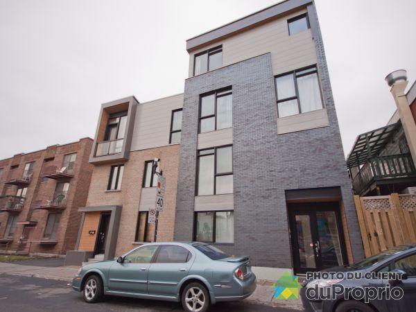Extérieur - 4486, rue Drolet, Le Plateau-Mont-Royal à vendre