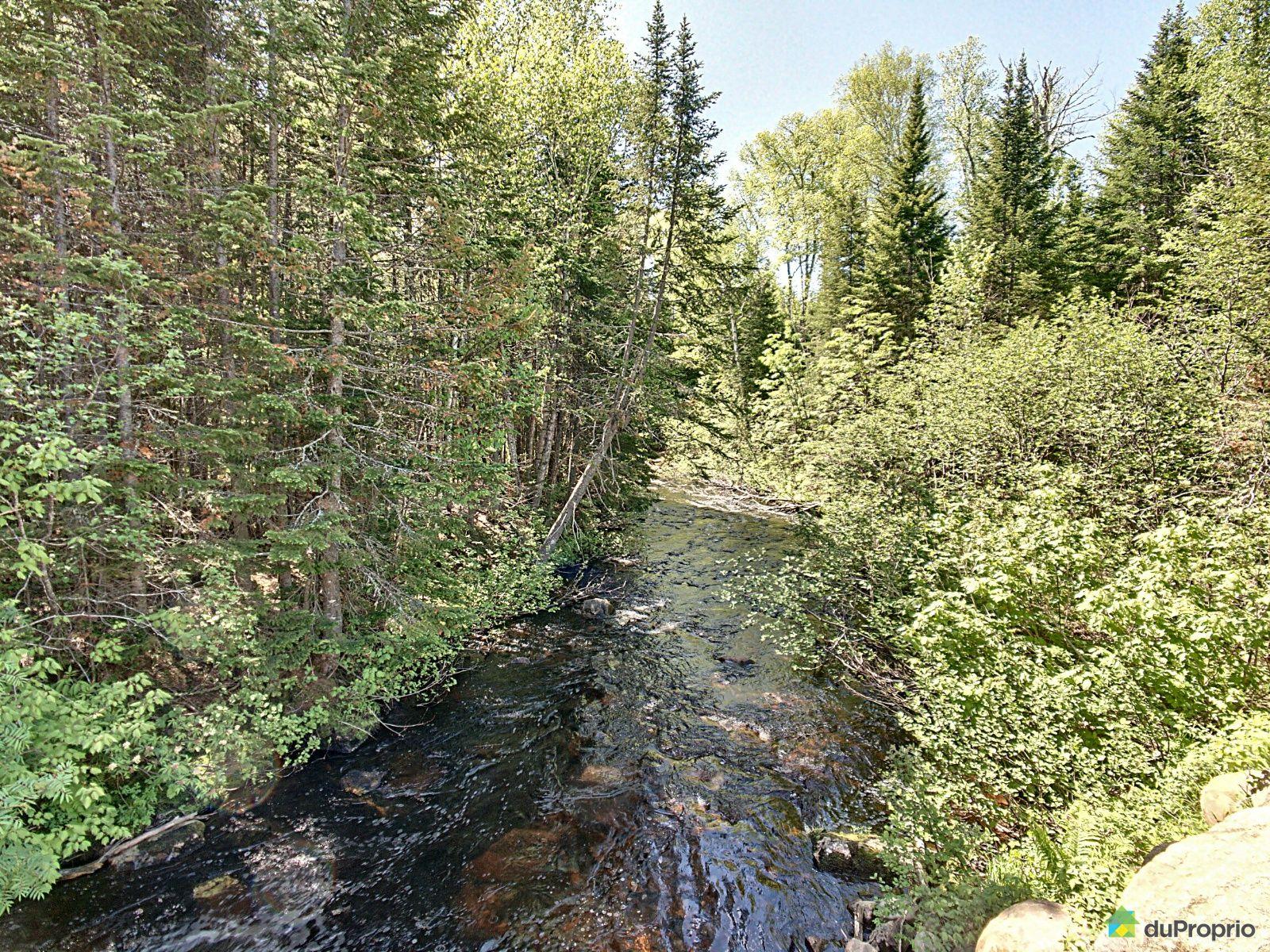 740, route 138 - Domaine de la Rivière Fortin, St-Tite-Des-Caps à vendre