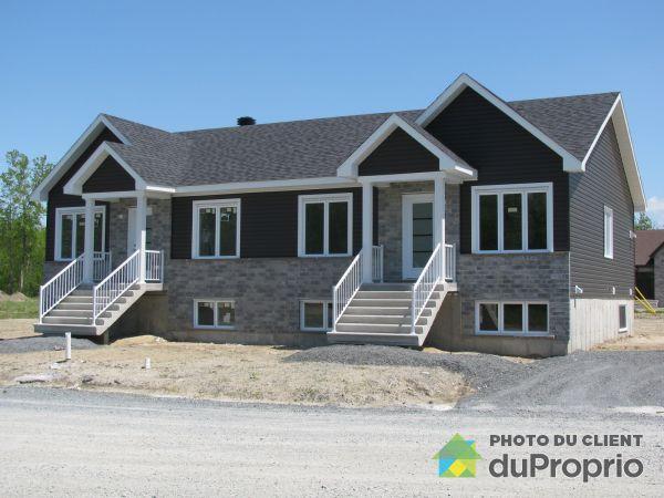 Modèle à construire - Par les Habitations André Lemaire, Drummondville (Drummondville) à vendre