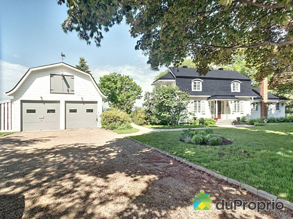 Overall View - 8323 chemin Royal, Ile d'Orléans (Ste-Pétronille) for sale