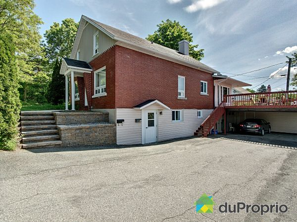 Side View - 360 113e Rue, St-Georges for sale