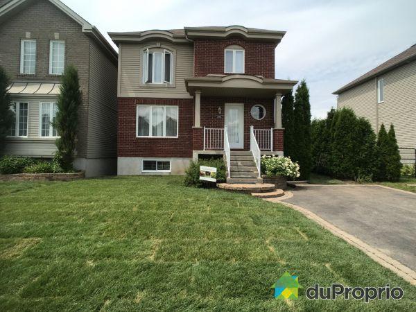475, avenue Jean-Baptiste-Varin, La Prairie à vendre