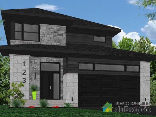 Modèle Grey - Par HC Habitation, Chateauguay à vendre