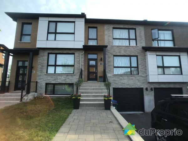 Property sold in Longueuil (St-Hubert)