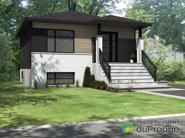 rue de Bigorre - Modèle Mila - Par Terrain Dev Immobilier inc., Charlesbourg à vendre