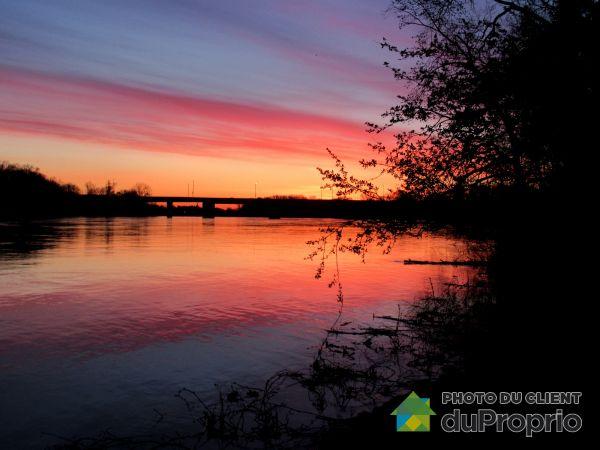 Vue sur rivière - 12451, rue Notre-Dame-des-Anges, Ahuntsic / Cartierville à vendre