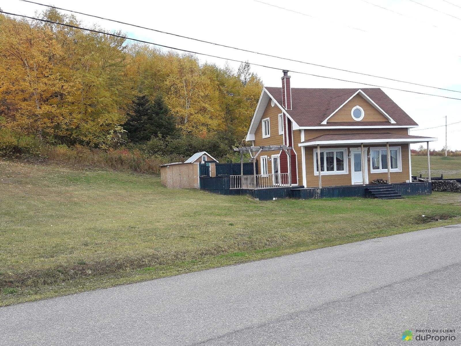 East Side - 12 route Beaudoin, Cloridorme for sale