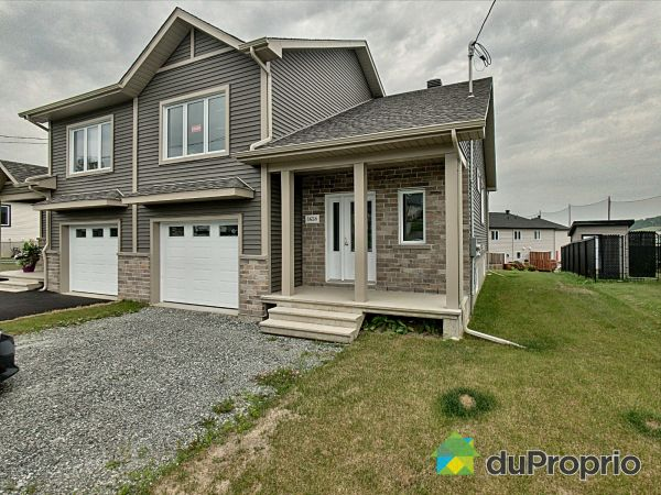 Property sold in Sherbrooke (Fleurimont)