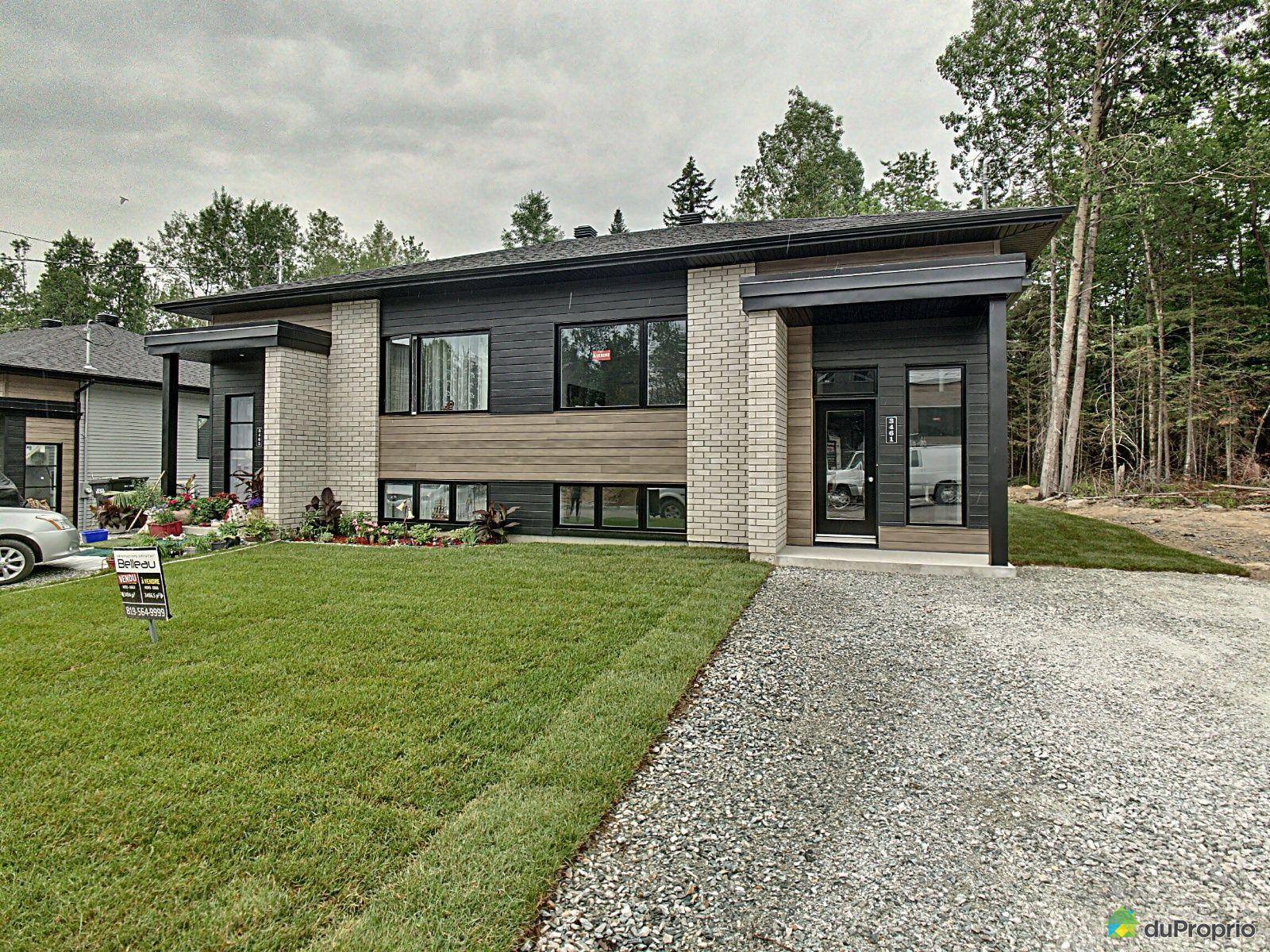 3481 rue Nina-Owens - Plateau McCrea - Par les Constructions Christian Belleau, Sherbrooke (Jacques-Cartier) for sale