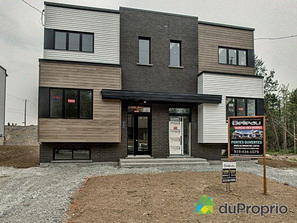 3460, rue Nina-Owens - Plateau McCrea - Par les Constructions Christian Belleau, Sherbrooke (Jacques-Cartier) à vendre