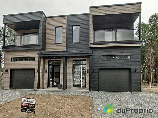 3494, rue Nina-Owens - Plateau McCrea - Par les Constructions Christian Belleau, Sherbrooke (Jacques-Cartier) à vendre