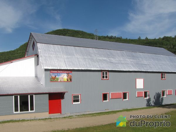 Barn - 600 chemin Saint-Laurent, Baie-St-Paul for sale