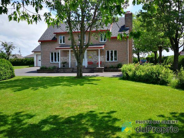 Property sold in St-Bernard
