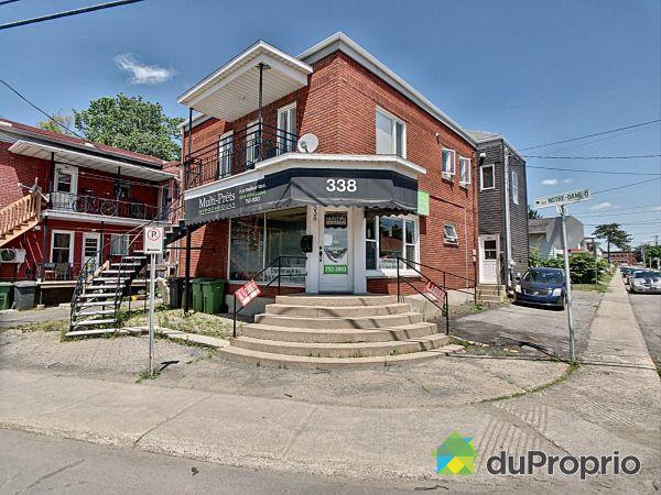 338, rue Notre-Dame Ouest, Victoriaville à vendre