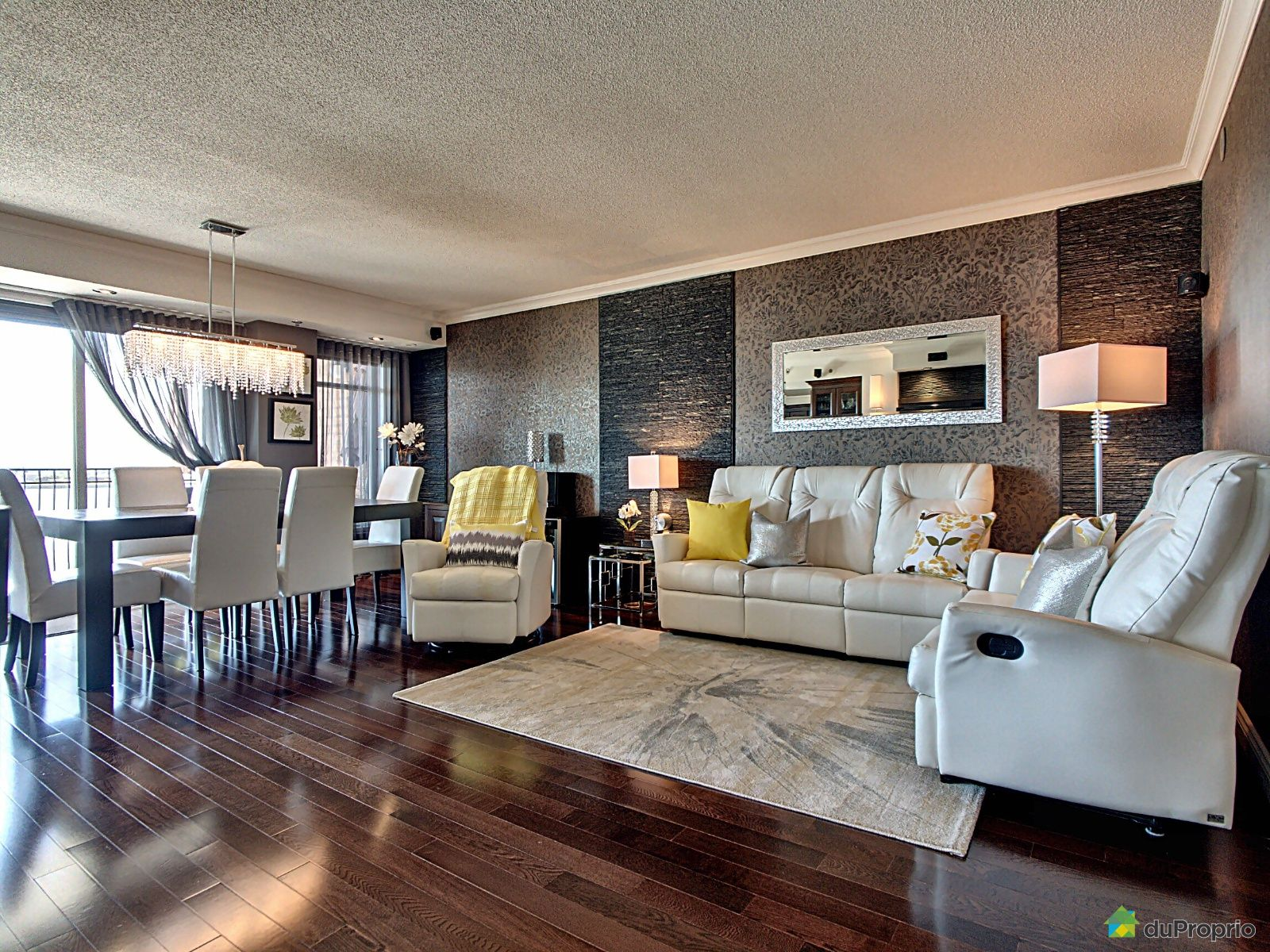 Overall View - 504-6260 rue Saint-Laurent, Lévis for sale