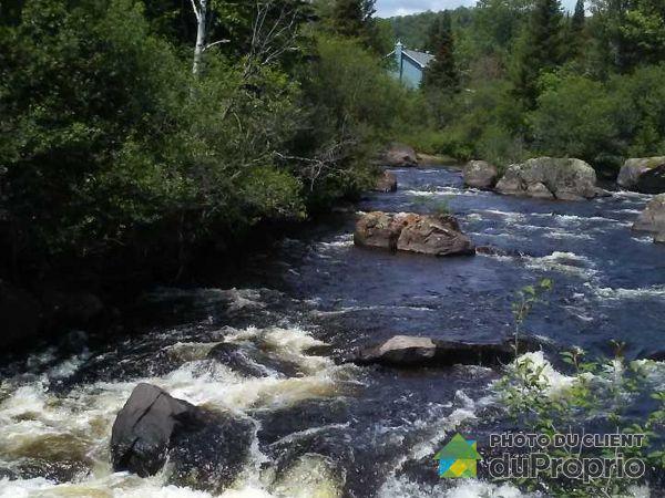 Rivière - , chemin Mont Catherine, Ste-Agathe-Des-Monts à vendre