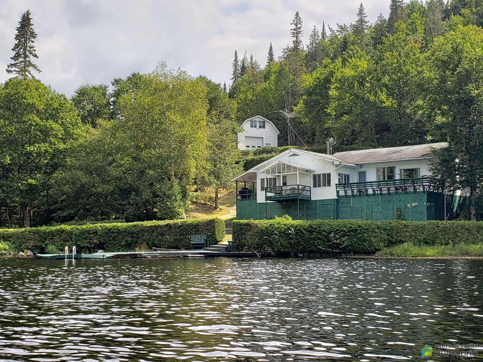 Overall View - 1 chemin du Lac-Maxime, La Tuque for sale