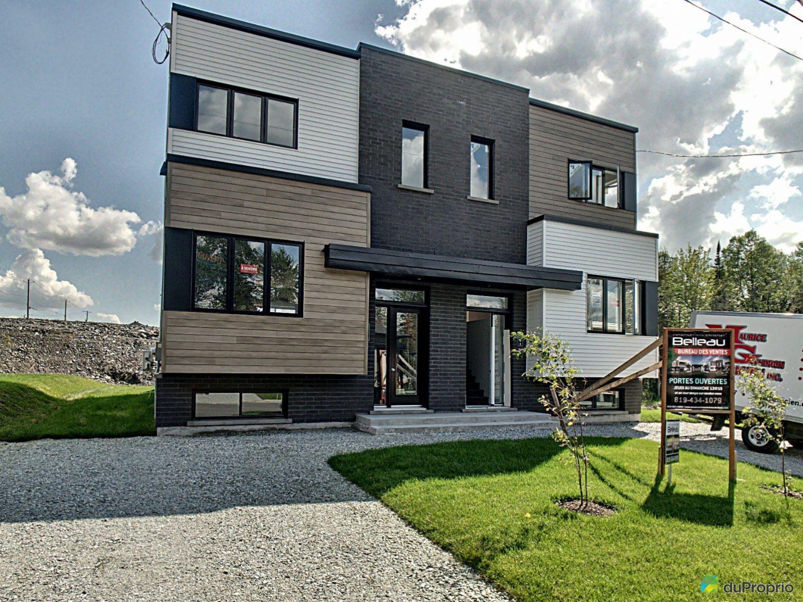 3464 rue Nina-Owens - Plateau McCrea - Par les Constructions Christian Belleau, Sherbrooke (Jacques-Cartier) for sale