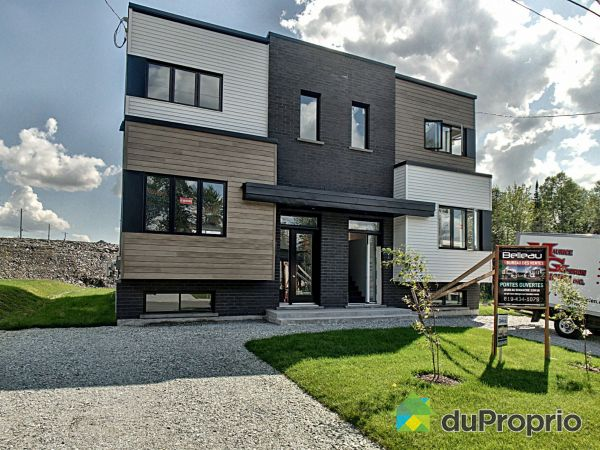 3460, rue Nina-Owens - Plateau McCrea - Par les Constructions Christian Belleau, Sherbrooke (Jacques-Cartier) à vendre