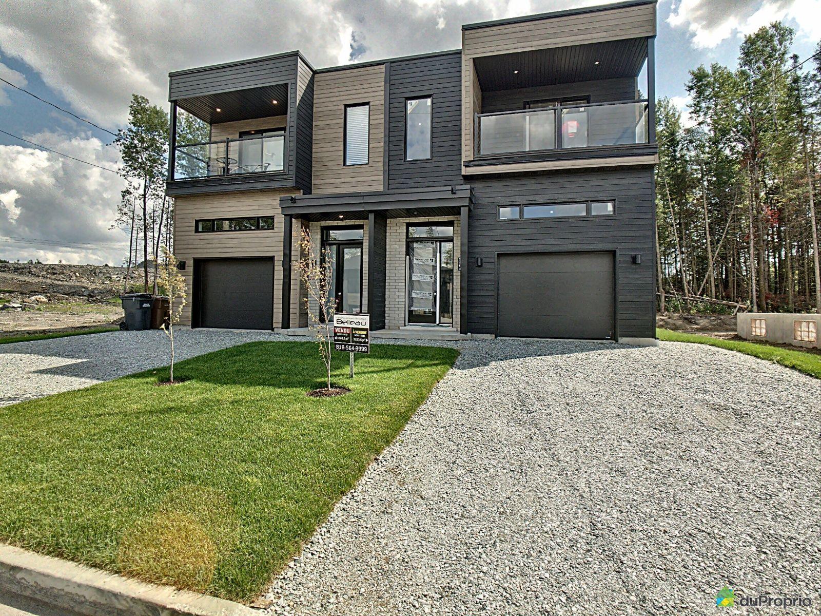 3500 rue Nina-Owens - Plateau McCrea - Par les Constructions Christian Belleau, Sherbrooke (Jacques-Cartier) for sale