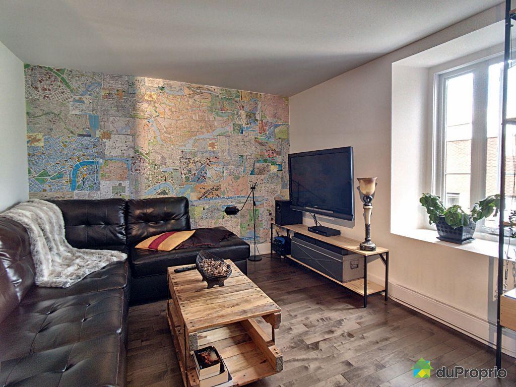 4300 RUE RIVARD, Le Plateau-Mont-Royal for sale