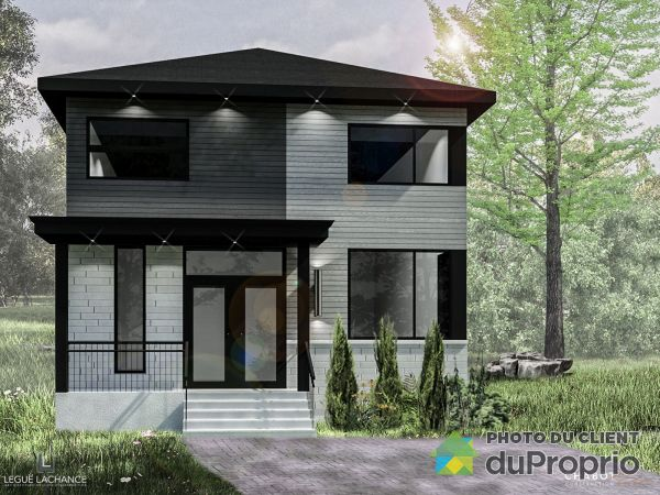 rue Boilard - Par Chabot Construction, Fossambault-Sur-Le-Lac for sale