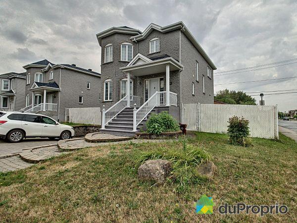 12276, avenue Gilbert-Barbier, Rivière des Prairies à vendre