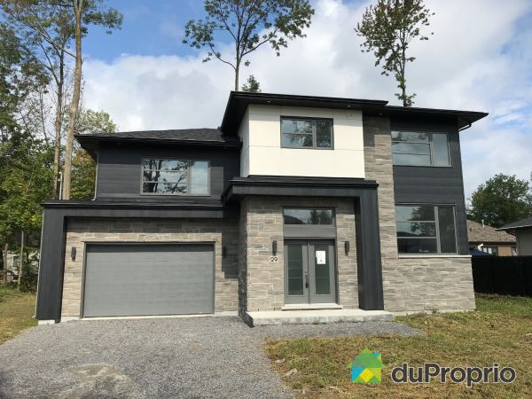 29 rue Gérald-Godin - Par Construction Jean Houde Prestige Inc., ND-De-L'Ile-Perrot for sale