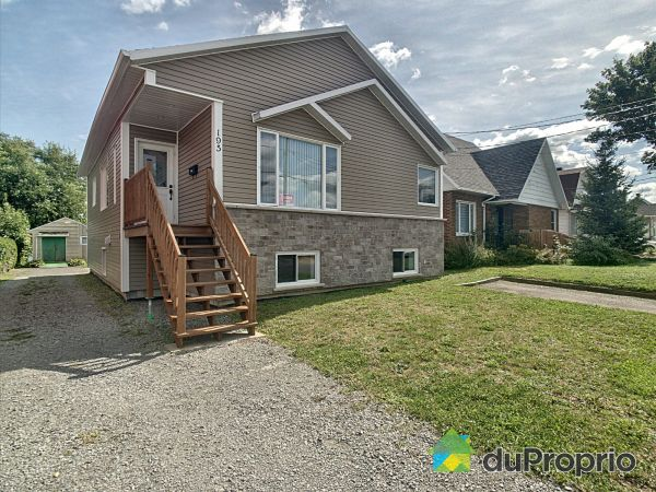 195 avenue Collin, Montmagny for sale