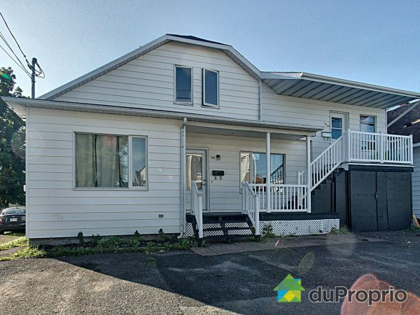 Front Yard - 162 6e Rue, Montmagny for sale