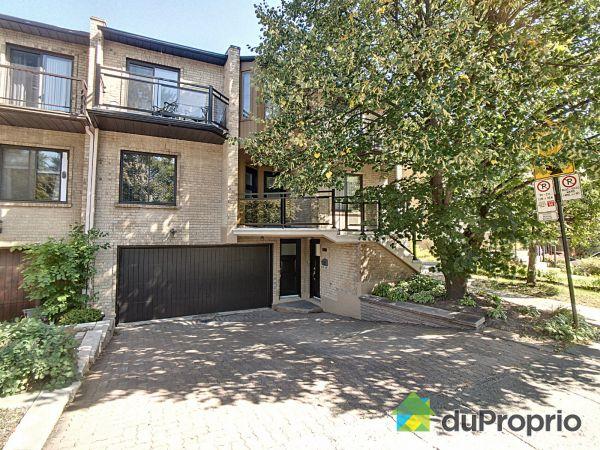 6383-6389, rue Châtelain, Rosemont / La Petite Patrie à vendre