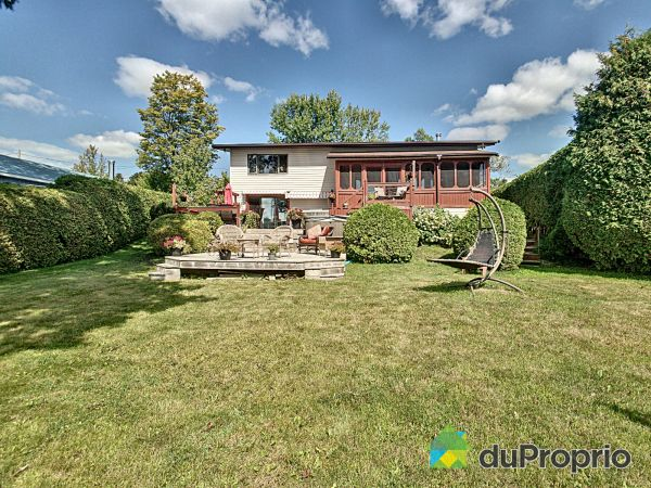 Rear View - 3931 Route 344, St-Placide for sale