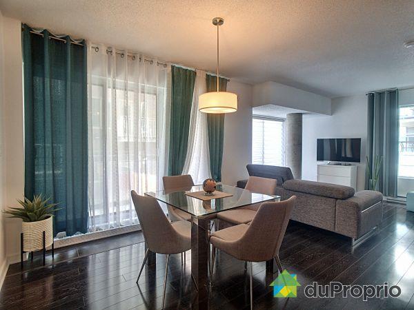 Dining Room / Living Room - 1248 avenue de l'Hotel-de-Ville, Ville-Marie (Centre-Ville et Vieux Mtl) for sale
