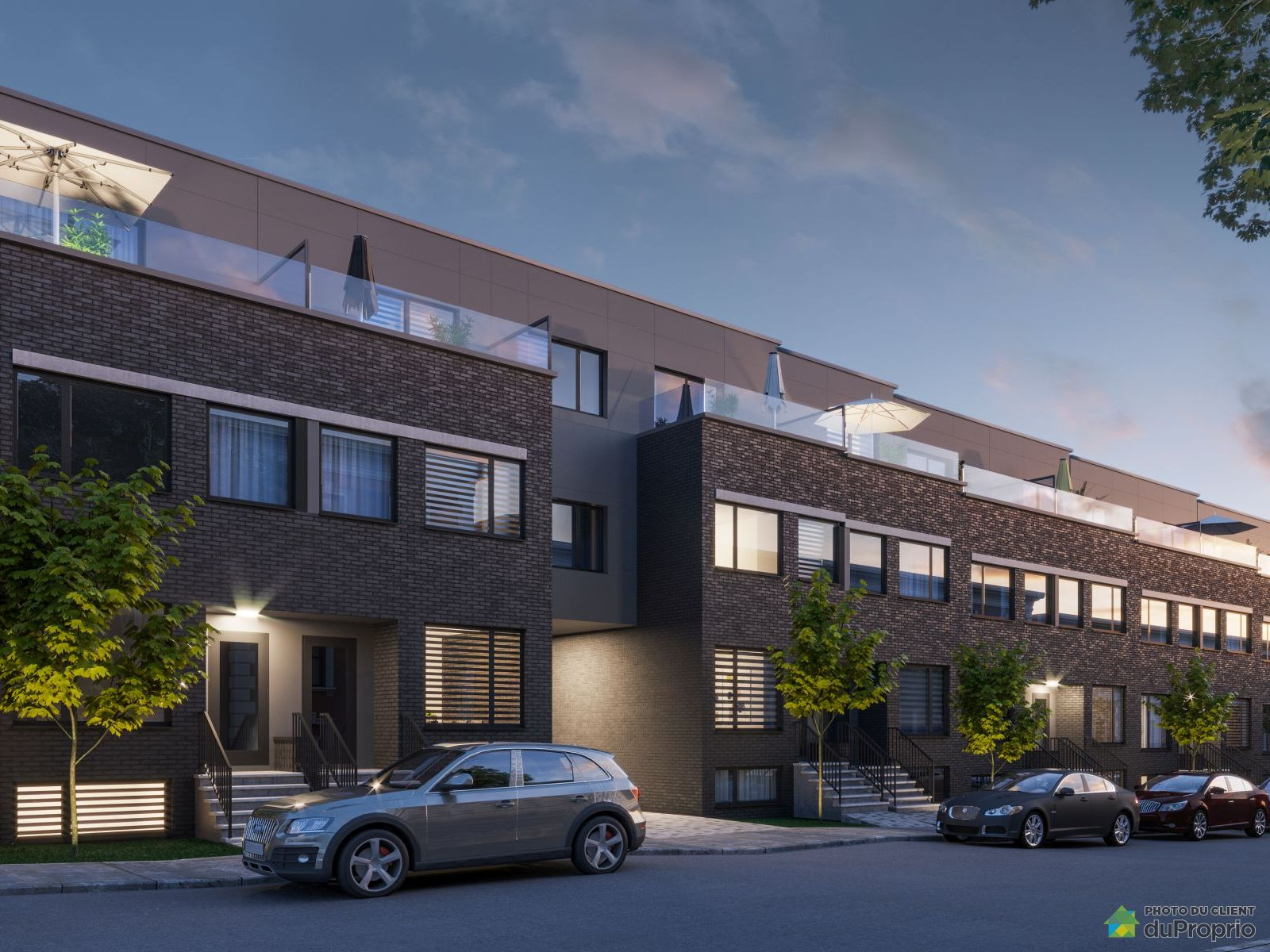 2200 rue Plessis - unité 04- Prestance Maisons de ville - PAR MONDEV, Ville-Marie (Centre-Ville et Vieux Mtl) for sale