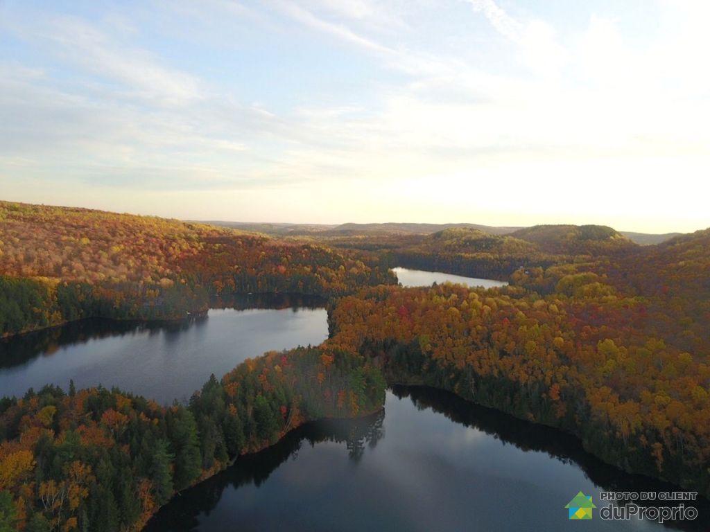 Construire Pres D Un Ruisseau bord de lac, ruisseau et boisé - phase iii maintenant en vente!!,  st-alexis-des-monts à vendre