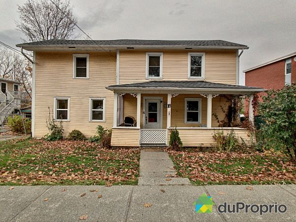 15 rue Notre-Dame, Sherbrooke (Brompton) for sale