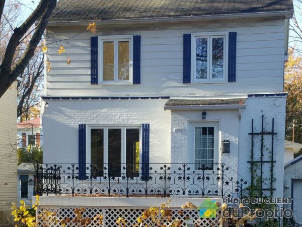1875 rue la Fontaine, Limoilou for sale