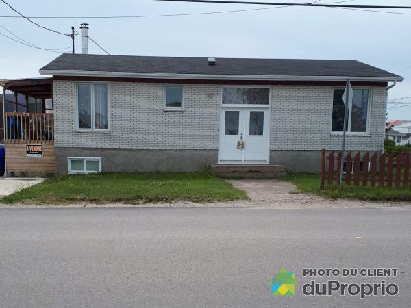 Outside - 23 rue Jean, Chute-aux-Outardes for sale