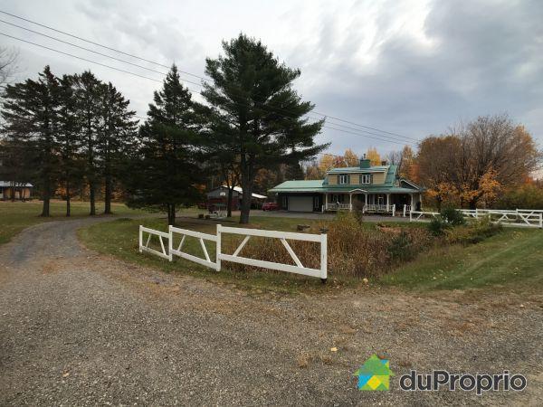 3070 chemin du Lac, St-Norbert for sale