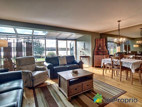 Dining Room / Living Room - 1800 place du Moulin, Lac-Mégantic for sale