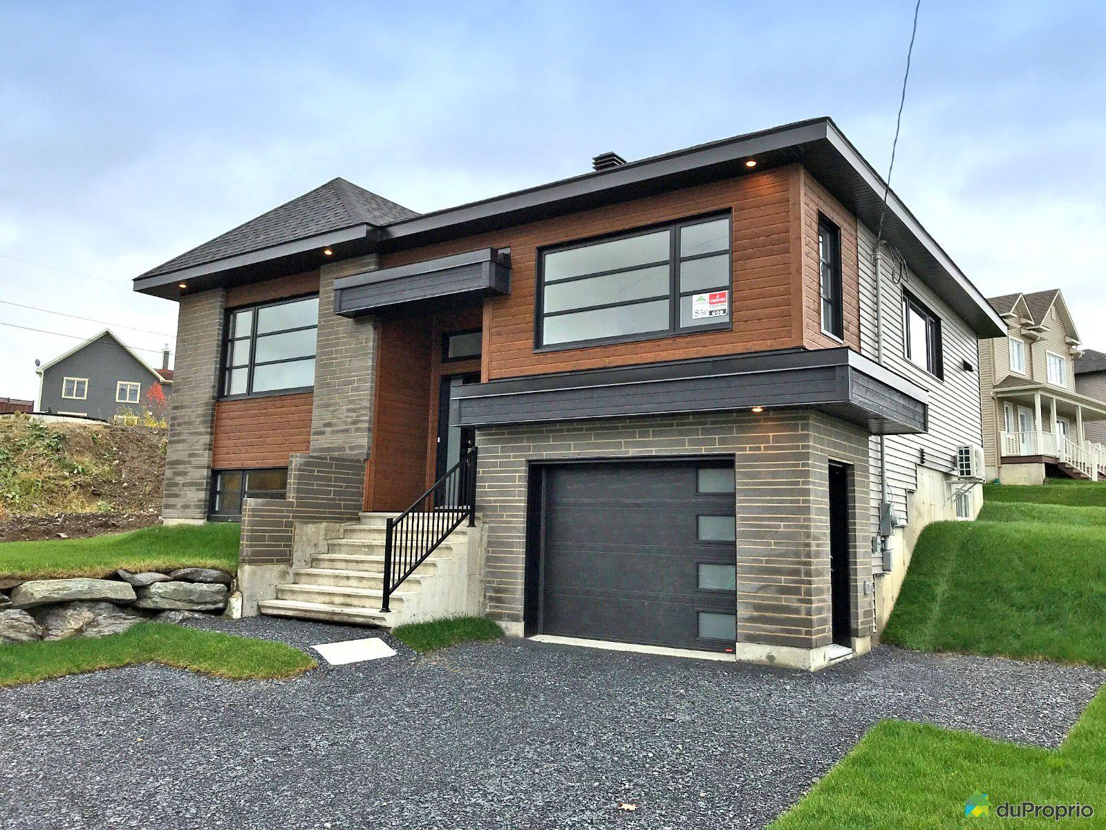 830 rue Roger Caron - Modèle Longueuil AVEC GARAGE - Domaine du ruisseau Dormant - Par Les Entreprises Lachance, Sherbrooke (Fleurimont) for sale