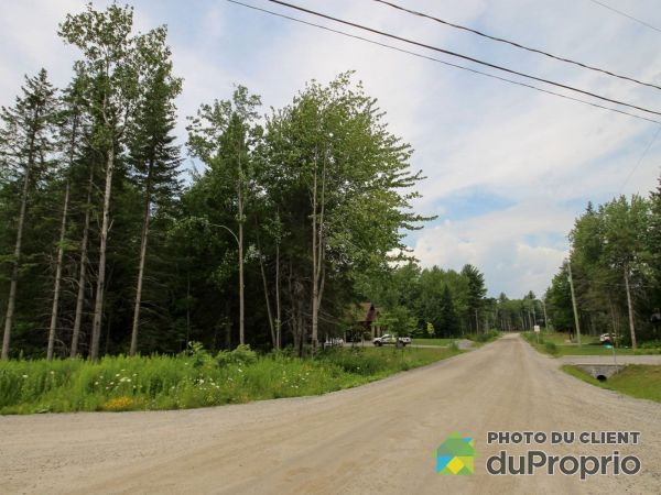 Lot - chemin des Hauteurs, L'Ange-Gardien-Outaouais for sale