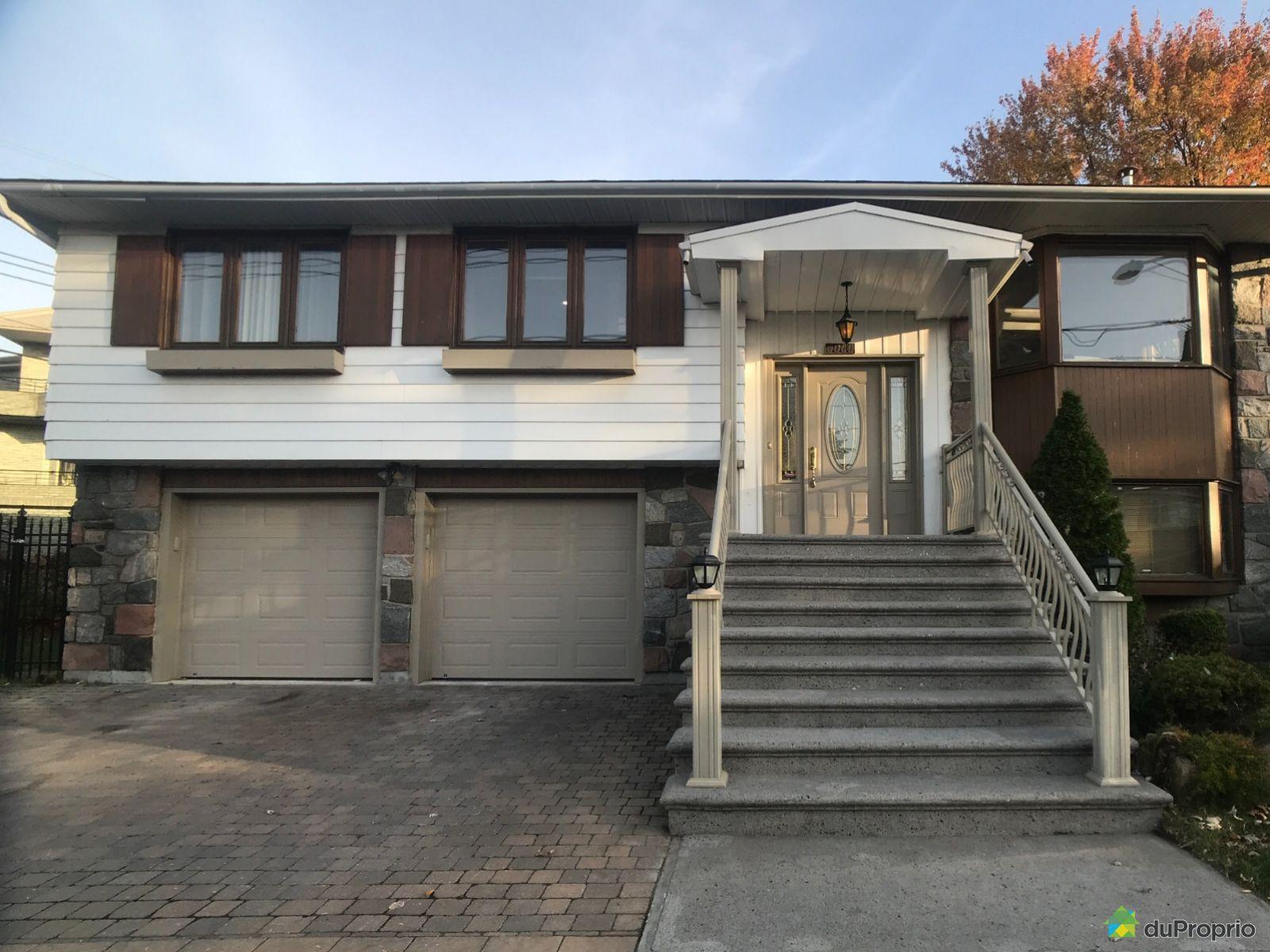 6060, boulevard Gouin Est, Montréal-Nord à vendre