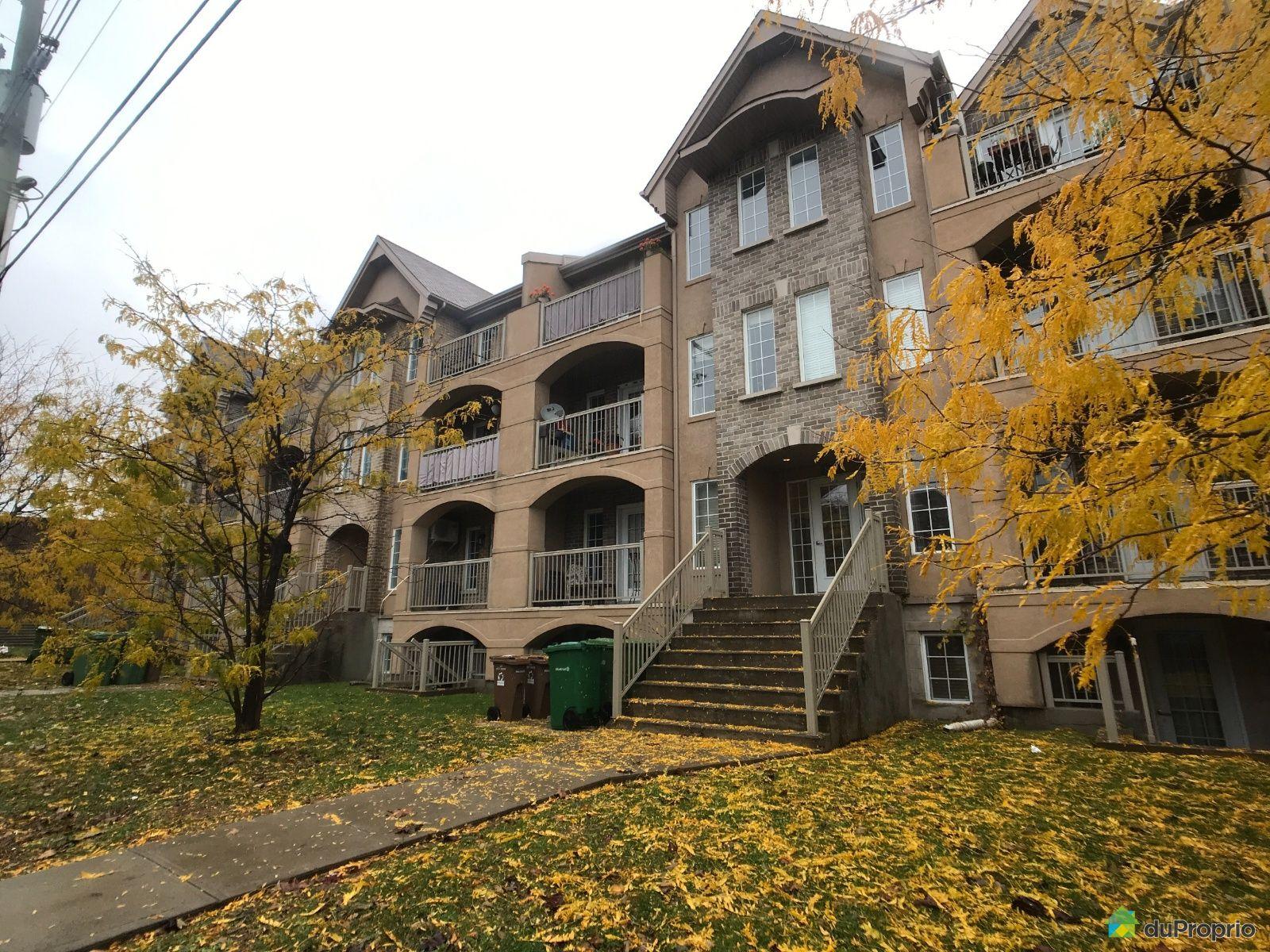 Condo - 4-860, 5e Avenue, Lachine à vendre