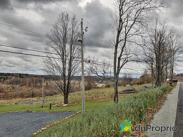 Chemin Talbot - Cadastre 6 268 697, Sherbrooke (Fleurimont) for sale