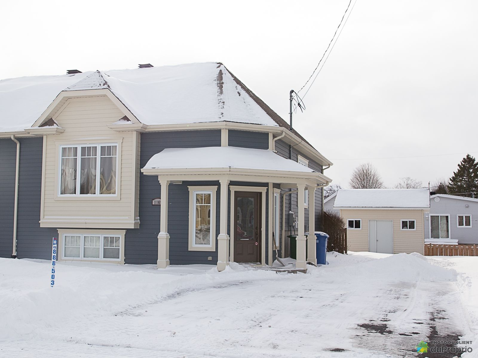Property sold in St-Agapit