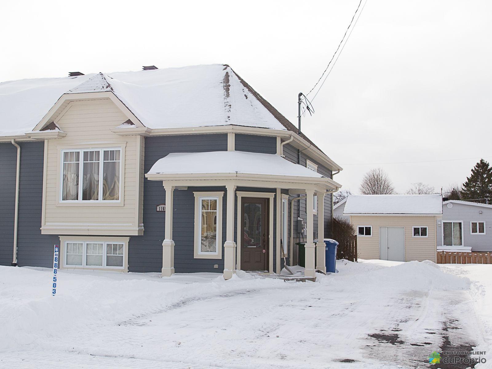 Winter Front - 1169 avenue Moffet, St-Agapit for sale