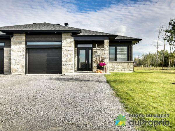 7292, rue Jacques-Plante - Par Construction Arvisais, Trois-Rivières (Trois-Rivières) à vendre